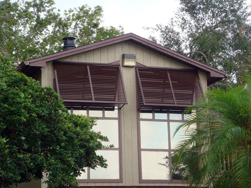 Bahama-Shutters-by-Superior-Custom-Shutters1 What are Bahama shutters and what are their advantages and disadvantages?