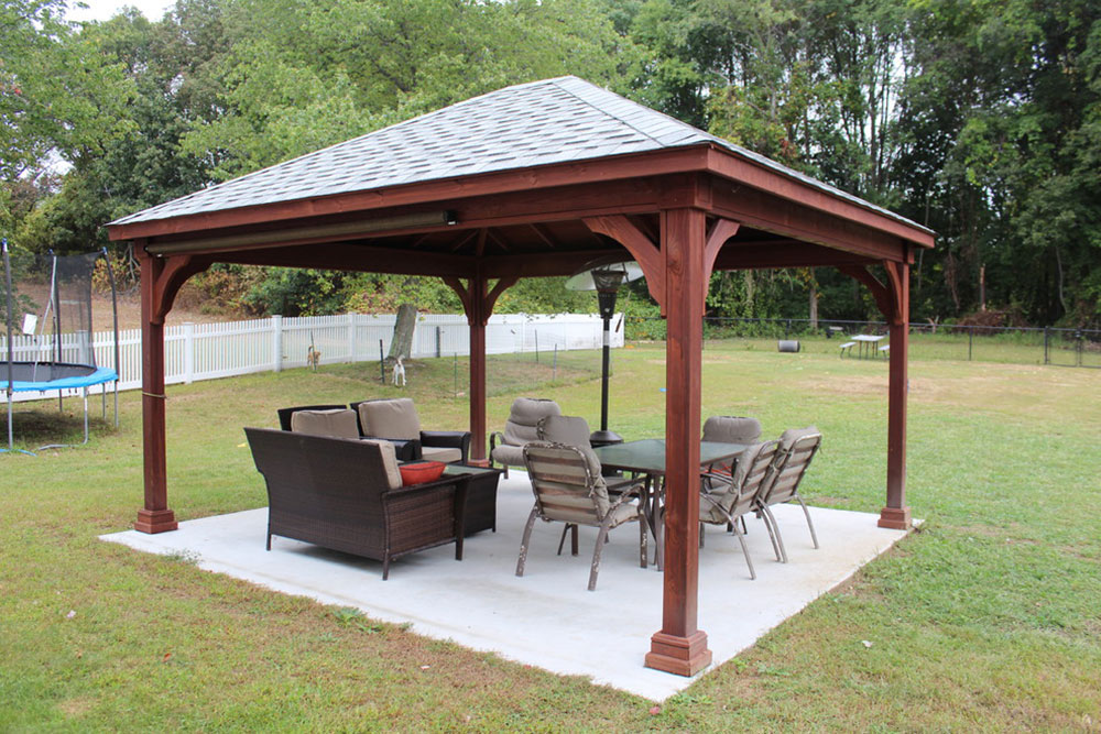Pavilions-by-Baystate-Outdoor-Personia backyard pavilion ideas that beautify your green spaces