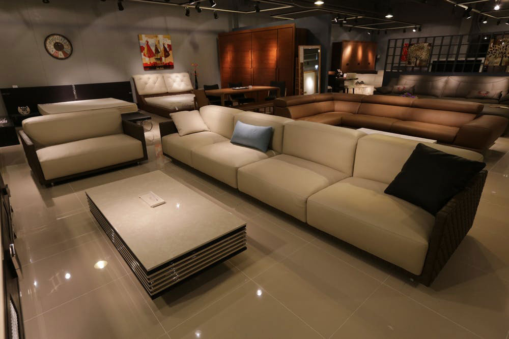 Light up living room furniture ideas that are sure to delight your guests