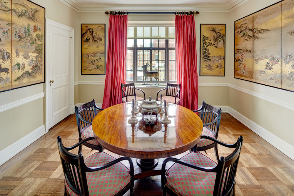 Upper-East-Side-Apartment-by-Liza-Lerner-Inc How to choose the best studio apartment furniture for an efficient space