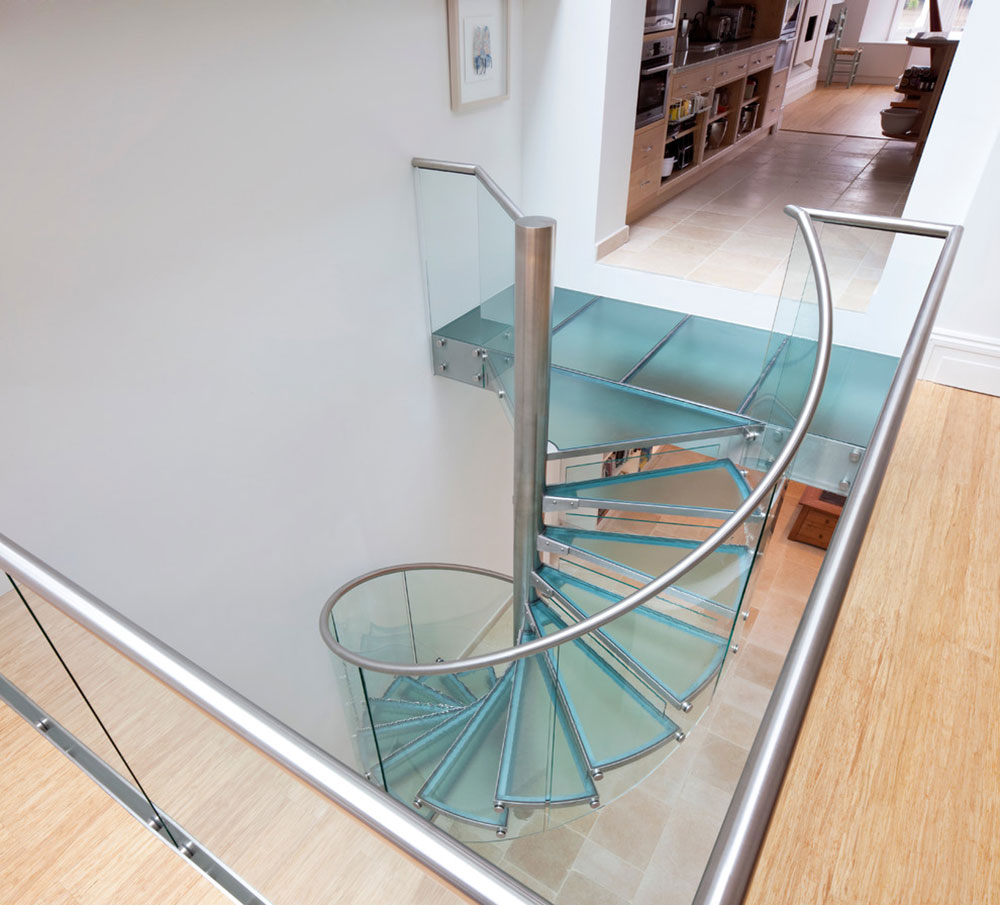 Glass-Spiral-Staircase-by-EeStairs-America-Inc pictures and things you should know about them