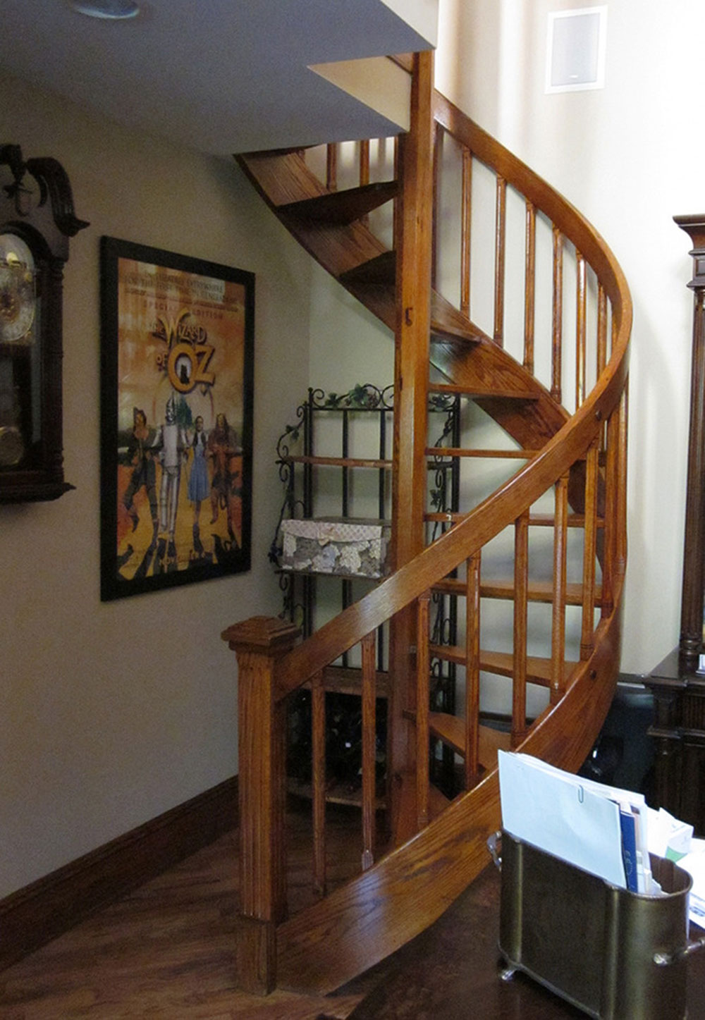 Custom Woodwork by Birdie Miller Designs Spiral Stair Pictures and Things You Should Know About Them
