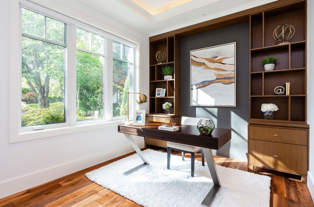Heather Street Vancouver by Monet Home staging How to have a minimalist decor in your home without clutter