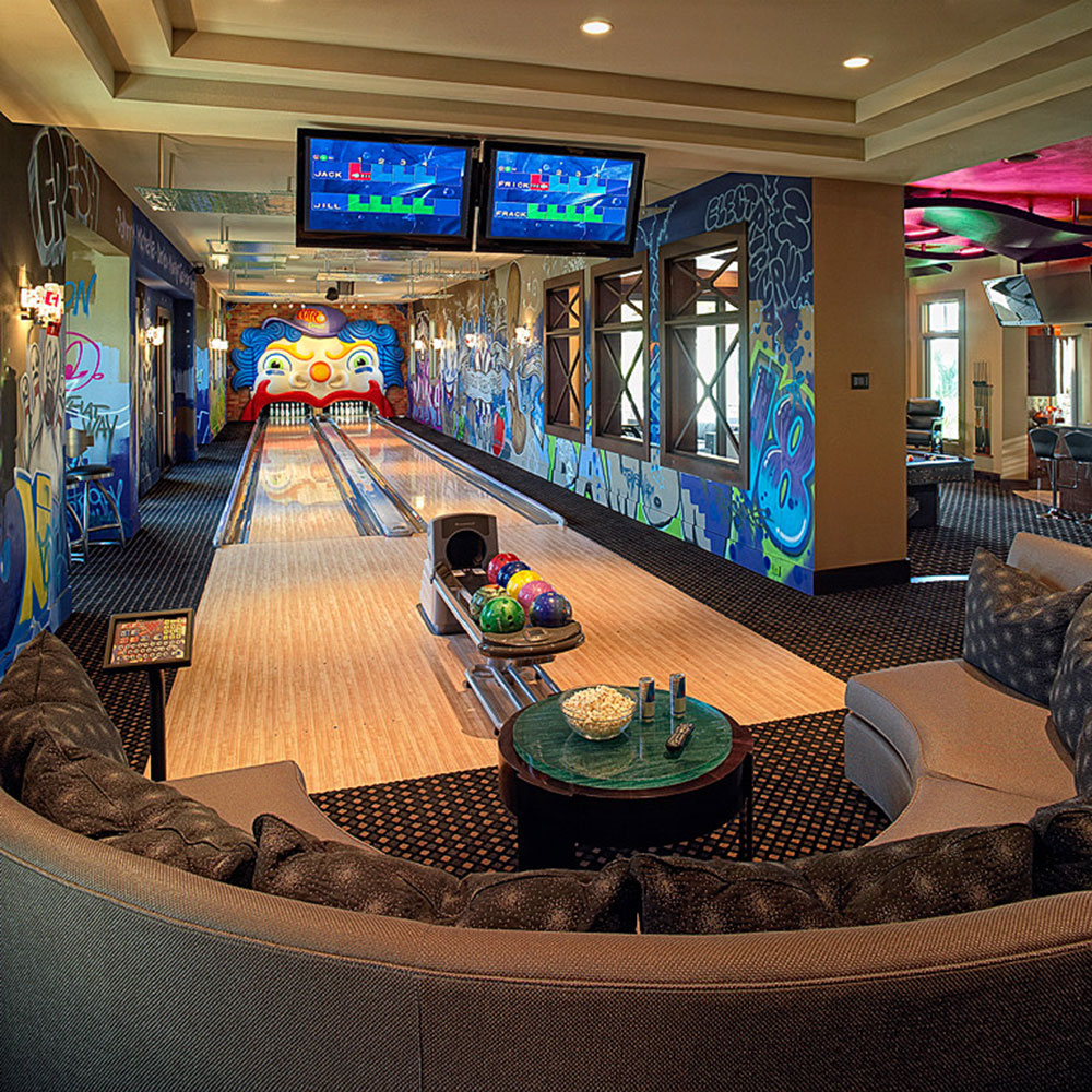 Game-Room-by-Jones-Clayton-Construction bonus room ideas and what to do with extra space in your home