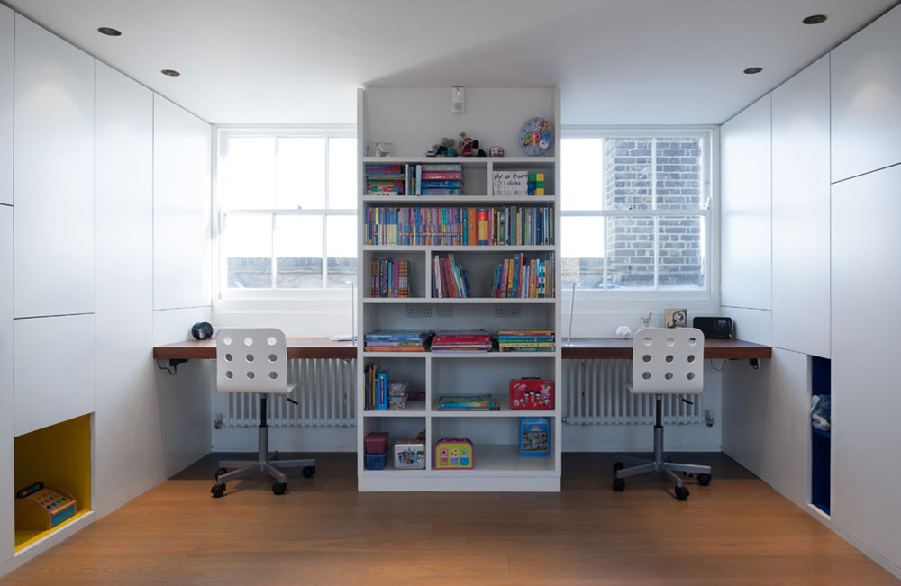 Highbury-Loft-by-Azman-Architects bonus room ideas and what to do with extra space in your home
