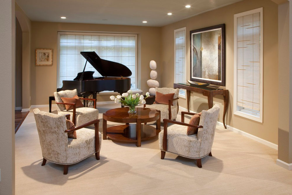 Piano-Room-by-Emily-Winters bonus room ideas and what to do with extra space in your home