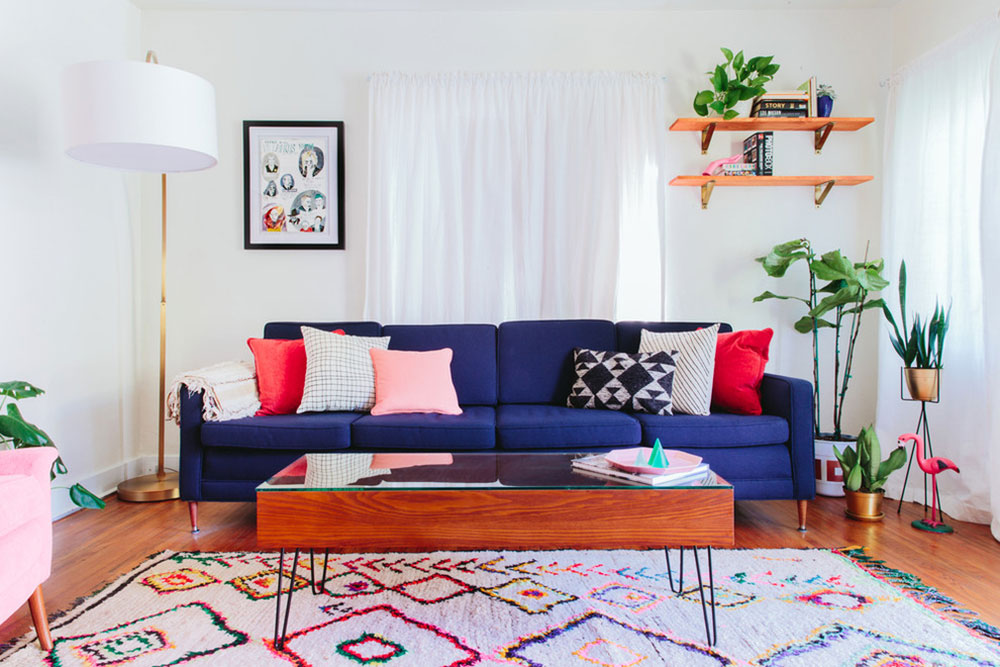 Atwater-Village-Colorful-MidCentury-Bungalow-von-Taylor-n-Taylor Great tips and pictures for decorating a mansion