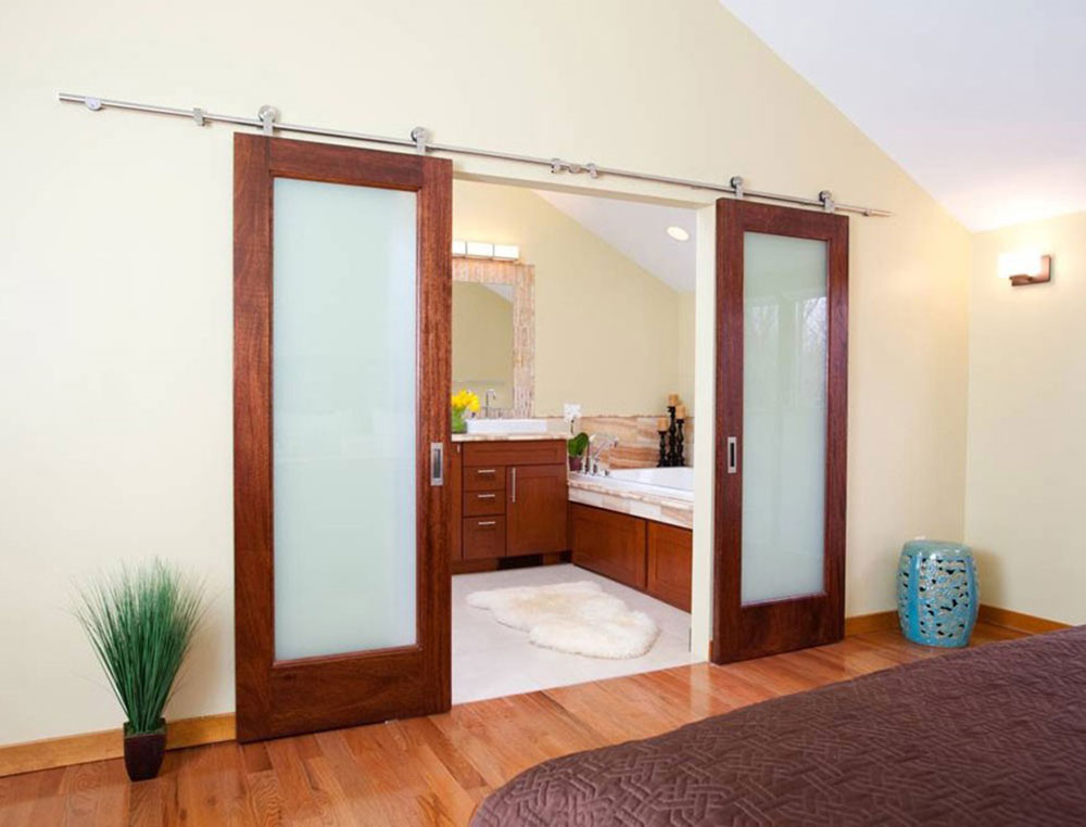 3-1 interior door ideas to pop your decor