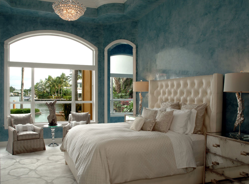 Delray-Beach-by-LK-Design wall painting ideas you should try for your room