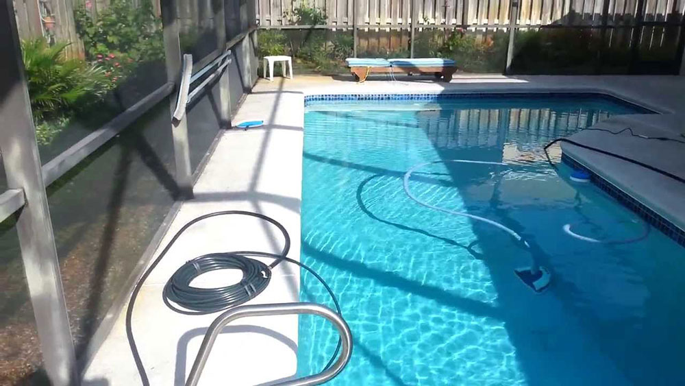 blackhose How to heat a swimming pool for free (well, almost free)