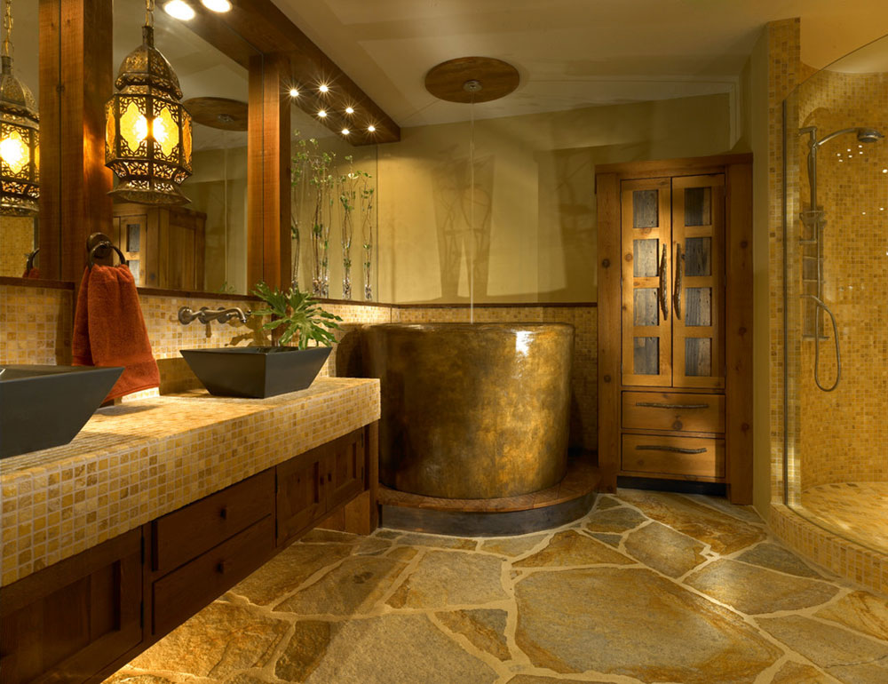 Custom-Bath-with-Japanese-Bathtub-by-Jonathan-McGrath-Construction-LLC Japanese bathroom design ideas that you can try out in your home