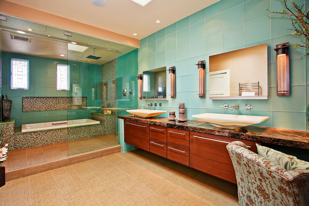 Japanese-Soaking-Master-Bathroom-by-Jackson-Design-n-Remodeling Japanese bathroom design ideas that you can try out in your home