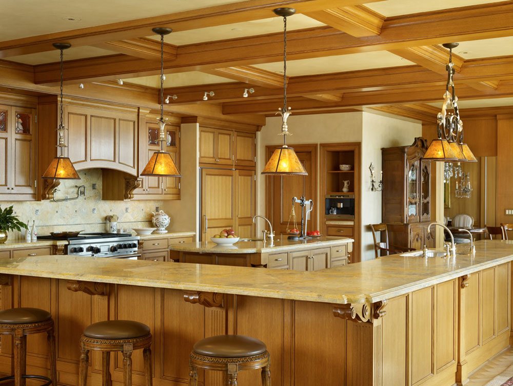 Lakeside-Residence-by-Norton-Luxury-Homes Ideas for L-shaped kitchen islands to try out in your kitchen