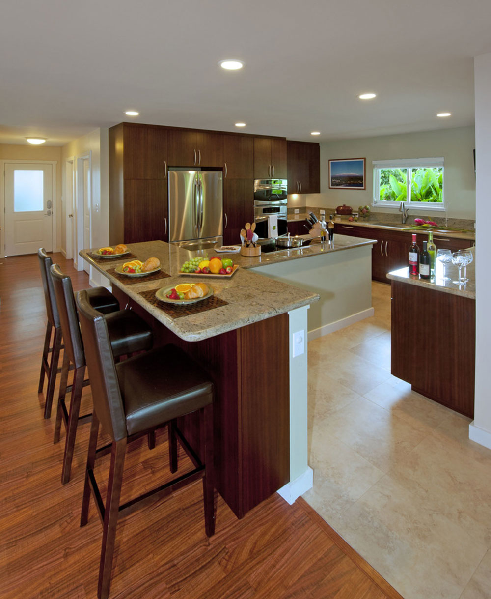 Kitchen-n-Bathroom-Remodel-Hawaii-by-Ferguson-Bath-Kitchen-n-Lighting-Gallery1 Ideas for L-shaped kitchen islands that you can try out in your kitchen
