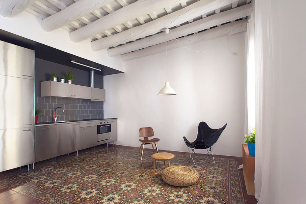 CASA-ROC-by-Nook-Architects tips on using the butterfly chair to decorate a room