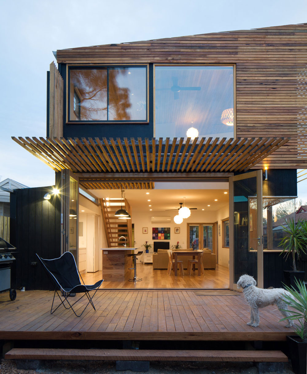 Westgarth Timber Project by Ben Callery Architects Tips on using the butterfly chair to decorate a room