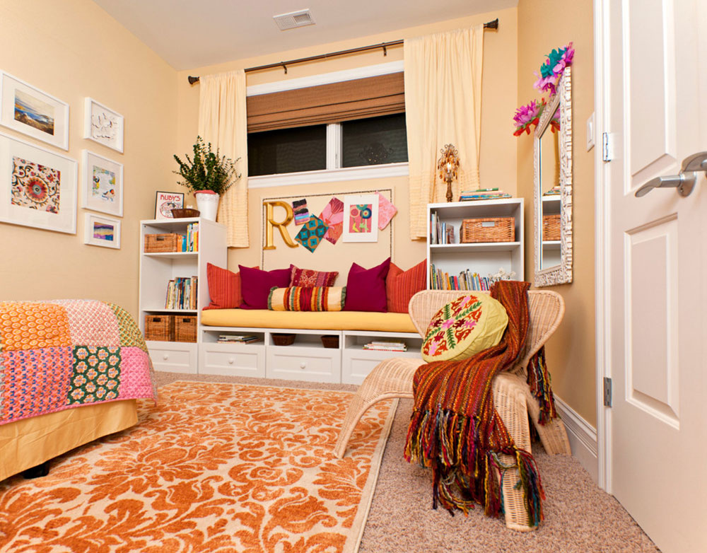 Little-Girls-Bedroom-Lake-Forest-by-Tiffany-Brooks-HGTV-Host Cute room ideas your daughter will love