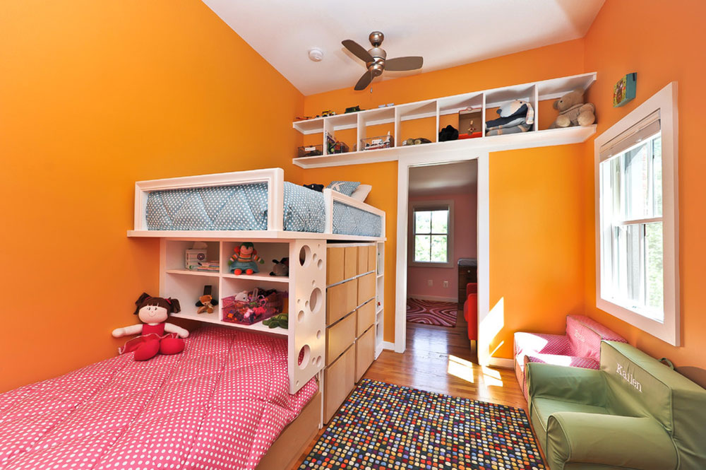 The-Bright Cute Room Ideas that your daughter will love
