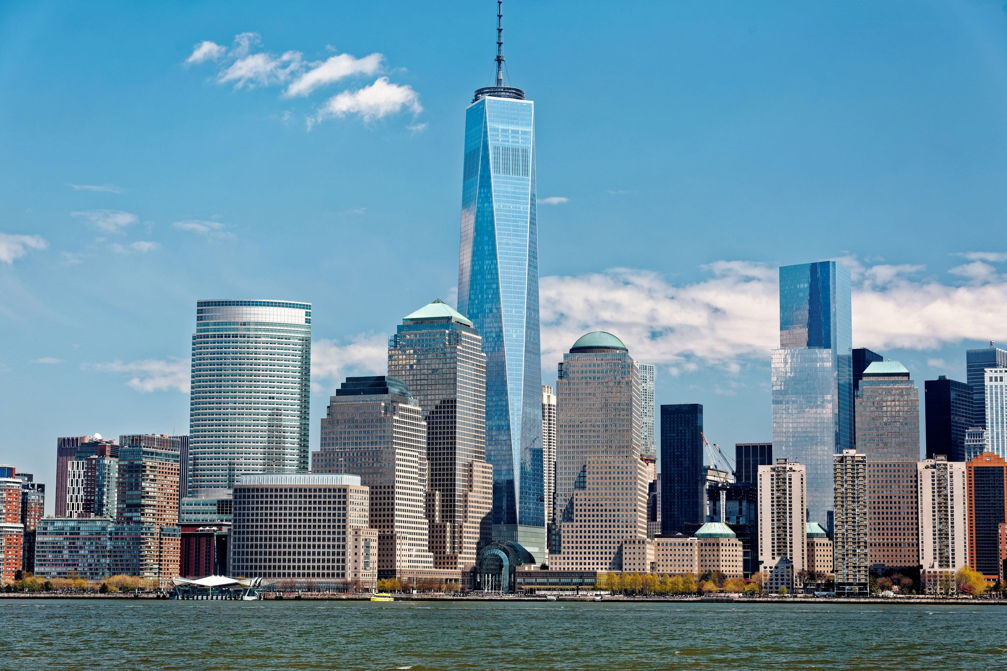 one-world-trade-center1 New York's most impressive skyscrapers