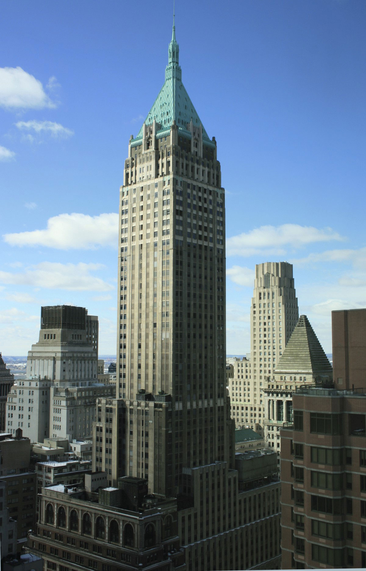 40 Wall Street The most impressive skyscrapers in New York