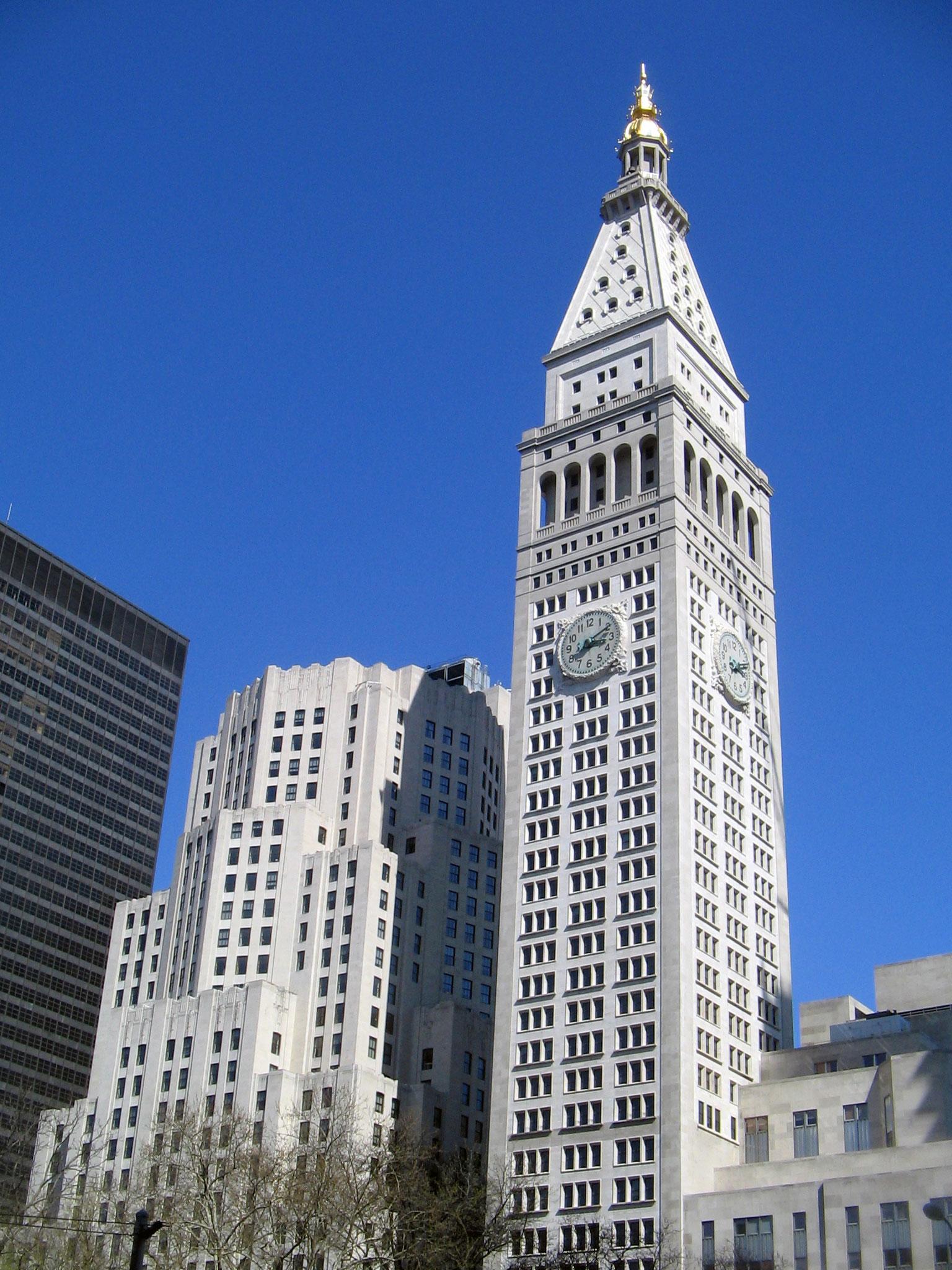 Met-Life-Tower The most impressive New York City skyscrapers