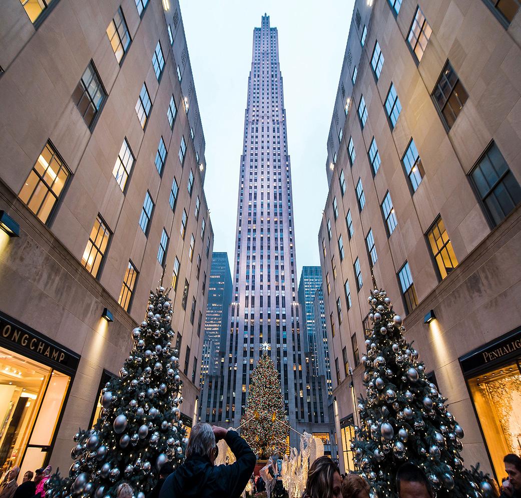 30-Rockockefeller-Platz New York's most impressive skyscrapers