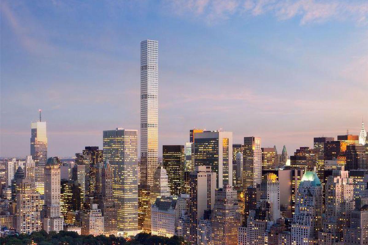 432-Park-Avenue New York's most impressive skyscrapers