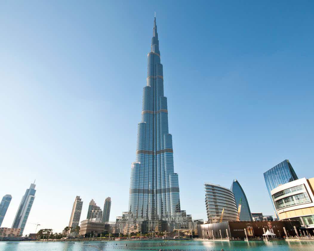 TheBurjKhalifa These are the coolest skyscraper buildings in Dubai