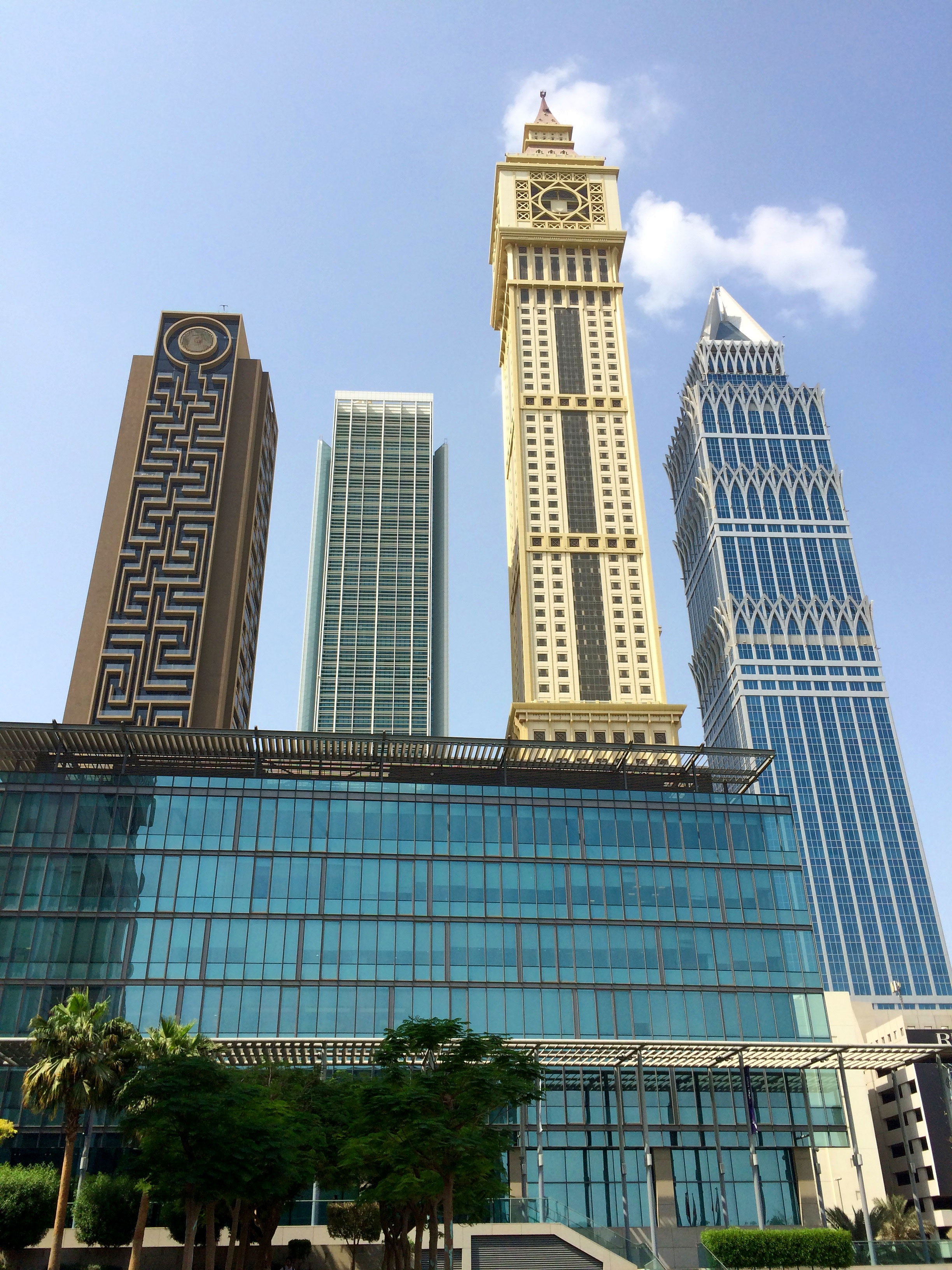 Al Yakoub Tower These are the coolest skyscraper buildings in Dubai