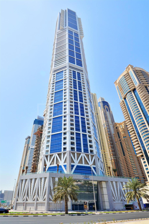 23-Marina These are the coolest skyscraper buildings in Dubai