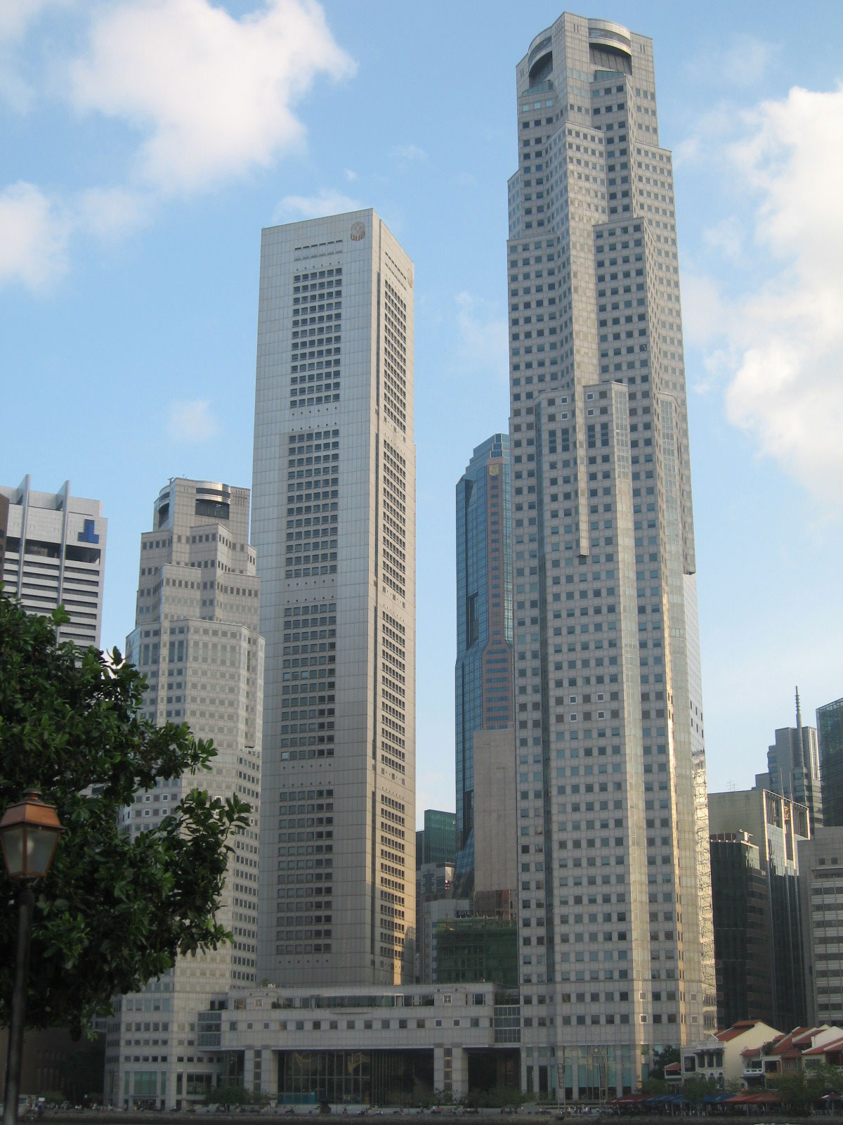 United-Overseas-Blank-Plaza-One The tallest skyscrapers in Singapore in the city-state