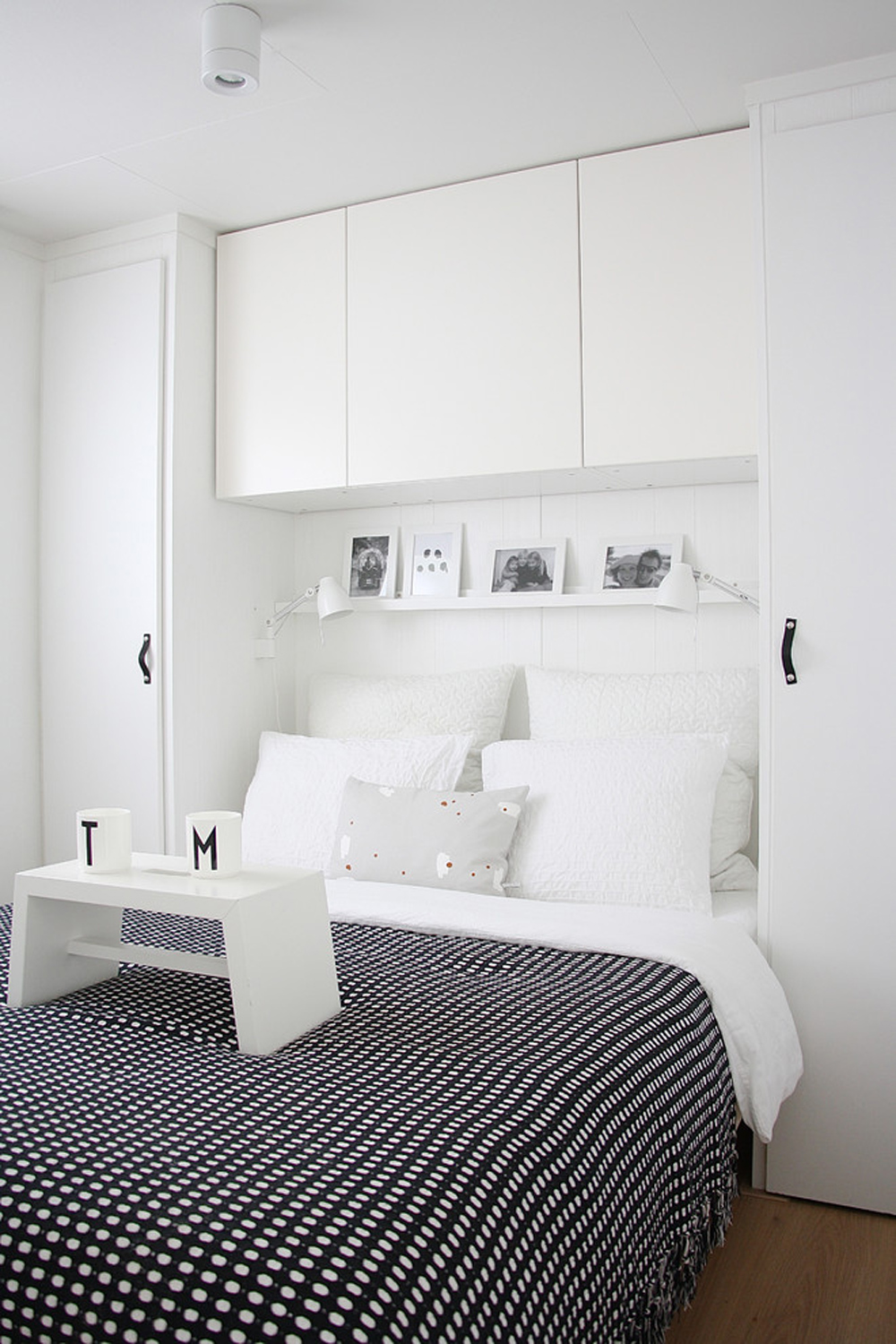 The home of Tessa-Martin-by-Holly-Marder storage ideas for bedrooms to optimize your space optimally