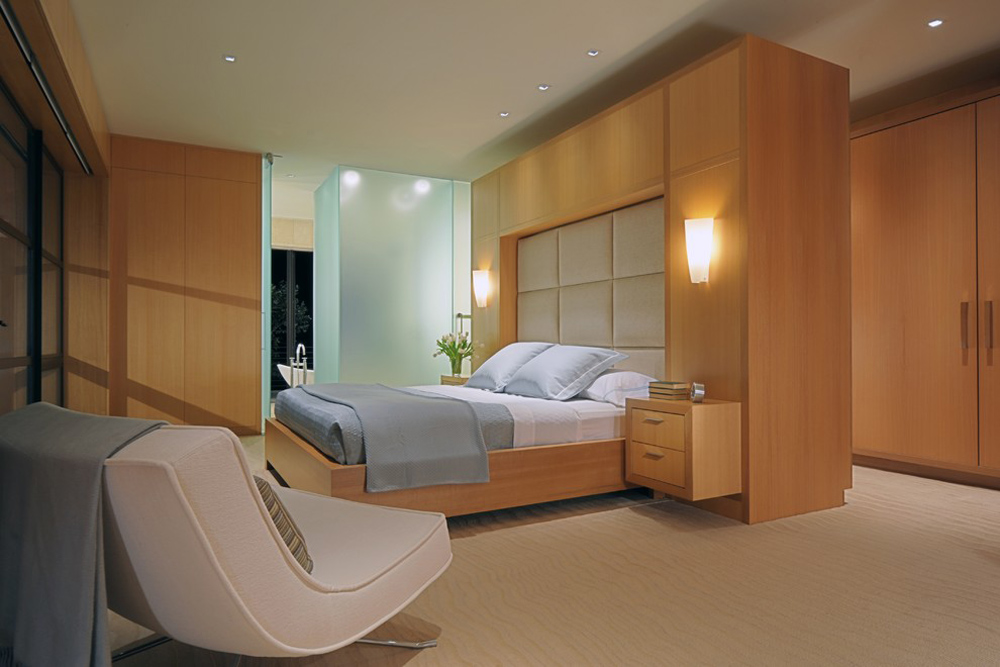 Master-Bedroom-of-De-Meza Architecture Ideas for keeping bedrooms to optimize your space