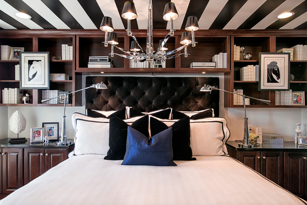 Crown-Monet-Model-by-MI-Homes bedroom storage ideas to make the most of your space