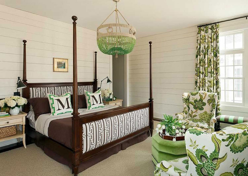 Bedroom lighting1-595d4a995f9b58843f47f2a3 How to create the most comfortable bedroom possible