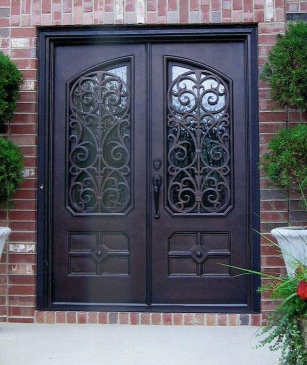 The Benefits of Custom Iron Doors | Iron Do