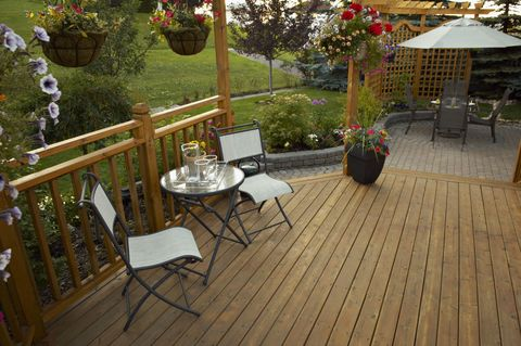 10 top tips to get your patio garden ready for summ