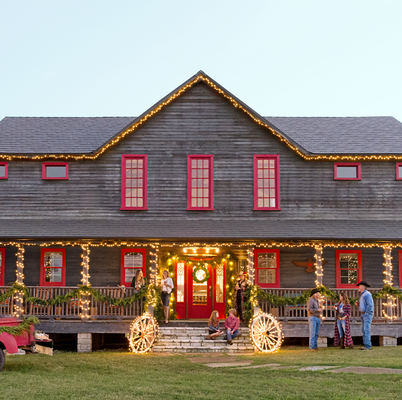 37 Country Christmas Decorating Ideas - How to Celebrate Christmas .