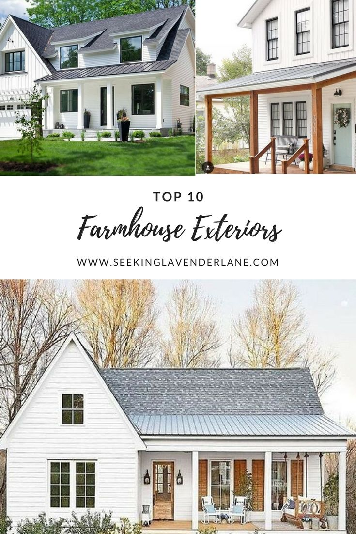 4 best exterior decorating ideas for   rural houses