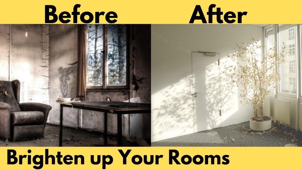 4 easy design tricks to brighten up your   bedroom