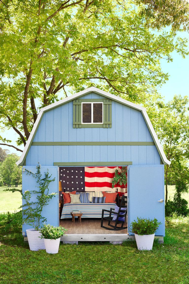 4 ideal tips to make your shed more   inviting