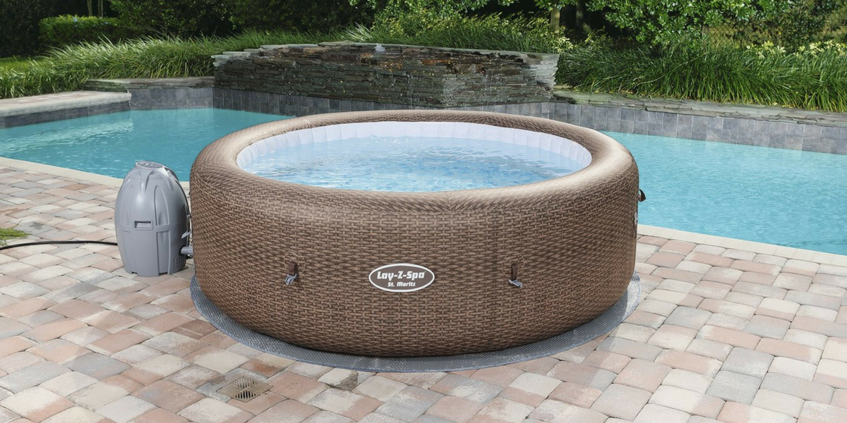 4 stylish whirlpools that most households   can afford