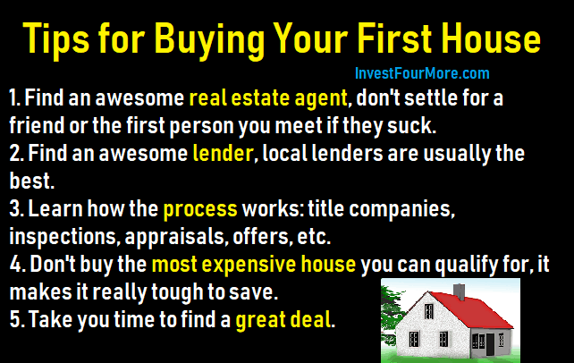 A Beginners Guide to Buying Your First Ho