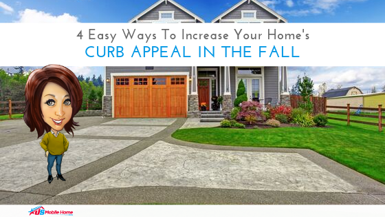 4 Easy Ways To Increase Your Home's Curb Appeal In The Fa