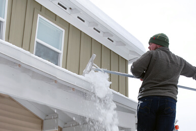 Winter Safety Tips: Home Maintenance to Prepare for Snow & Ice .