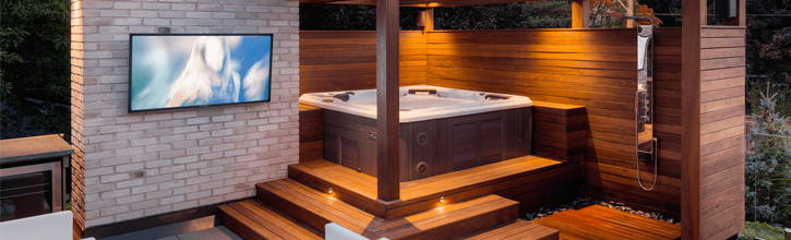 Indoor Hot Tub Pros and Cons | Bl