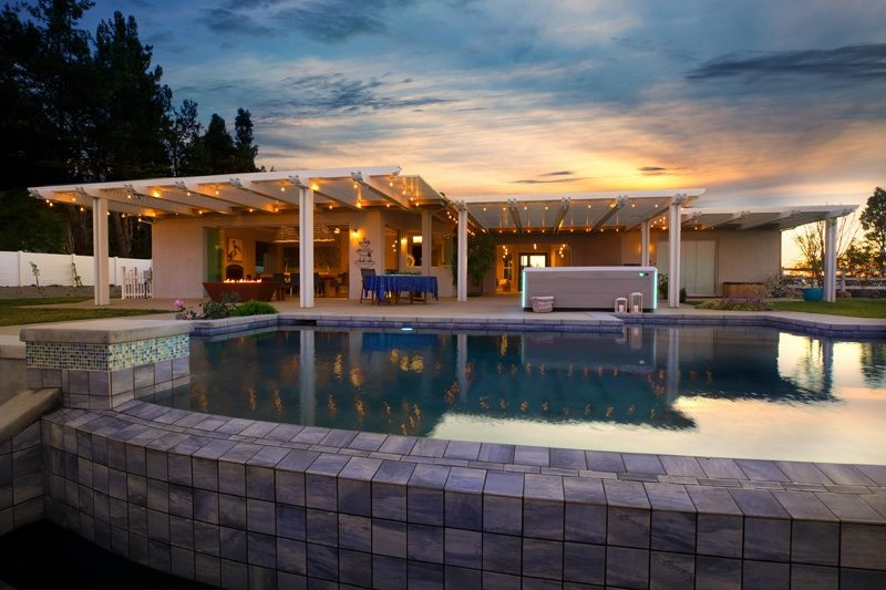 Outdoor vs. Indoor Hot Tubs Pros and Cons | Hot Spring Sp