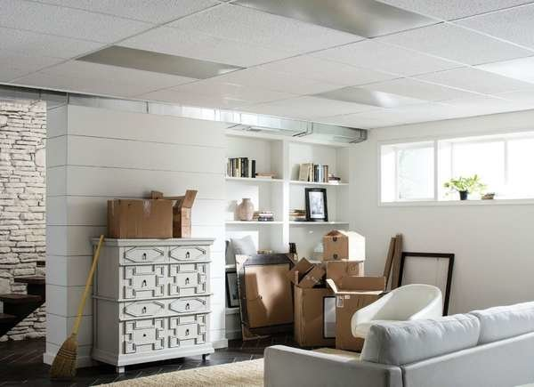 10 Drop Ceiling Ideas to Dress Up Any Room | Bob Vila - Bob Vi