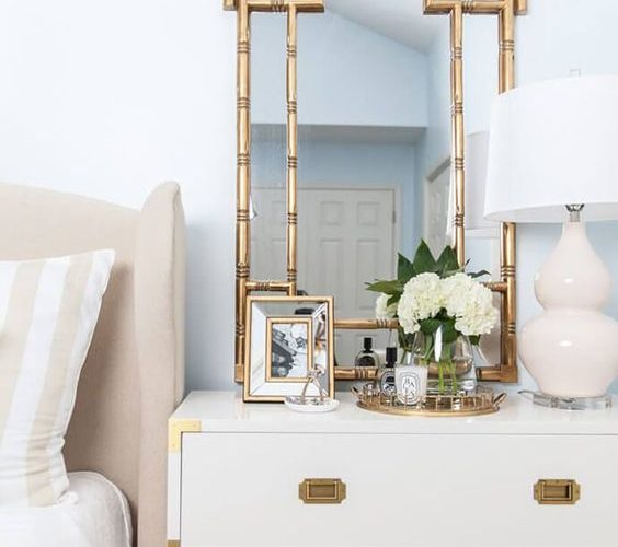 How to Style Your Nightstand -What every nightstand should ha