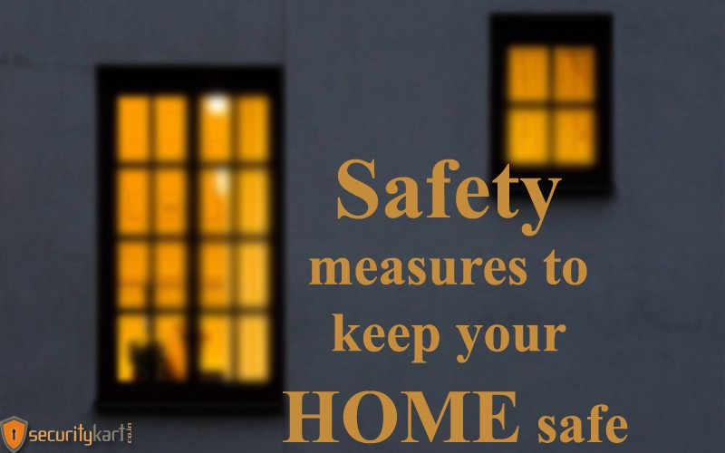 5 Home Safety Measures To Keep Your House Safe | by Securitykart .